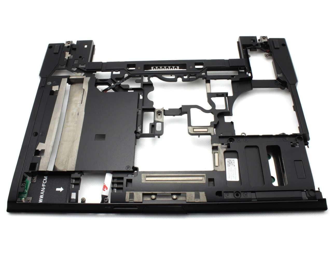 Bottom Case Dell Latitude E6400 Carcasa Inferioara Neagra imagine powerlaptop.ro 2021