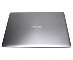 Carcasa Display Asus ZenBook UX303UB pentru laptop fara touchscreen. Cover Display Asus ZenBook UX303UB. Capac Display Asus ZenBook UX303UB Gri