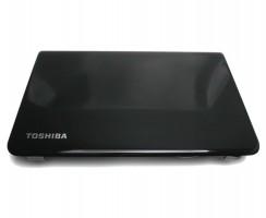Carcasa Display Toshiba Satellite S50-A. Cover Display Toshiba Satellite S50-A. Capac Display Toshiba Satellite S50-A Neagra