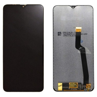 Ansamblu Display LCD + Touchscreen Samsung Galaxy A10 A105 Display Original fara rama Black Negru . Ecran + Digitizer Samsung Galaxy A10 A105 Display Original fara rama Negru Black