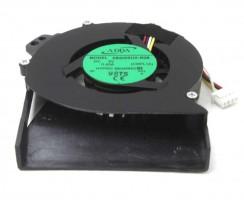 Cooler laptop IBM Lenovo  AB5005UX-R0B Mufa 4 pini. Ventilator procesor IBM Lenovo  AB5005UX-R0B. Sistem racire laptop IBM Lenovo  AB5005UX-R0B