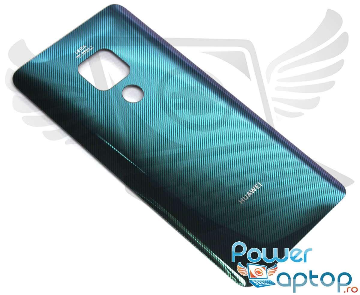 Capac Baterie Huawei Mate 20 Verde Emerald Green Capac Spate imagine powerlaptop.ro 2021