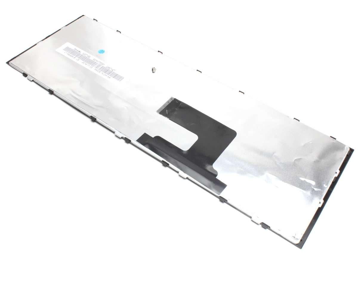 Tastatura Sony Vaio VPC EH1FGX VPCEH1FGX neagra imagine powerlaptop.ro 2021