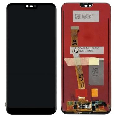 Ansamblu Display LCD + Touchscreen Huawei Honor 10 Black Negru . Ecran + Digitizer Huawei Honor 10 Black Negru