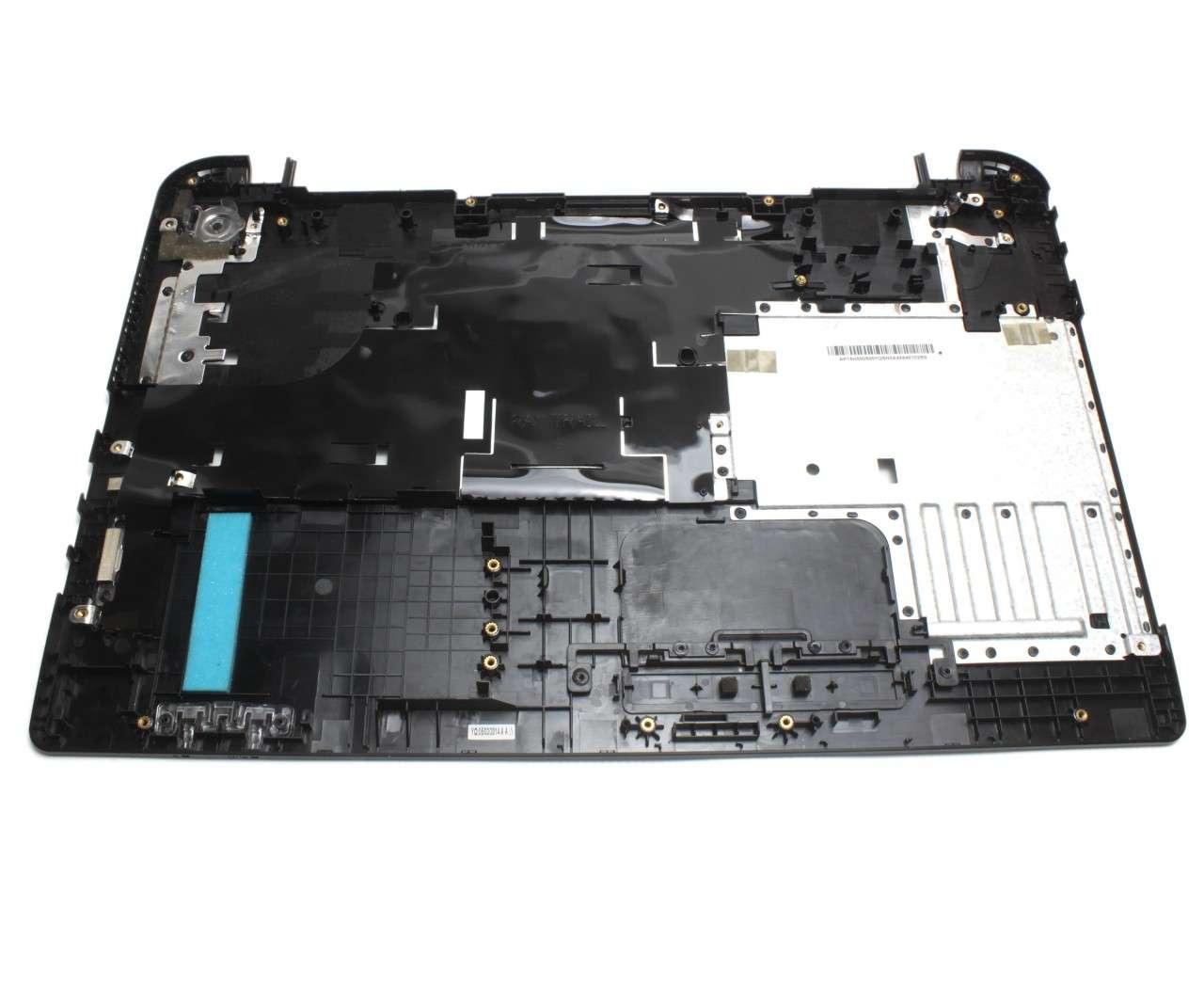 Palmrest Toshiba Satellite C50 B Negru fara touchpad imagine powerlaptop.ro 2021