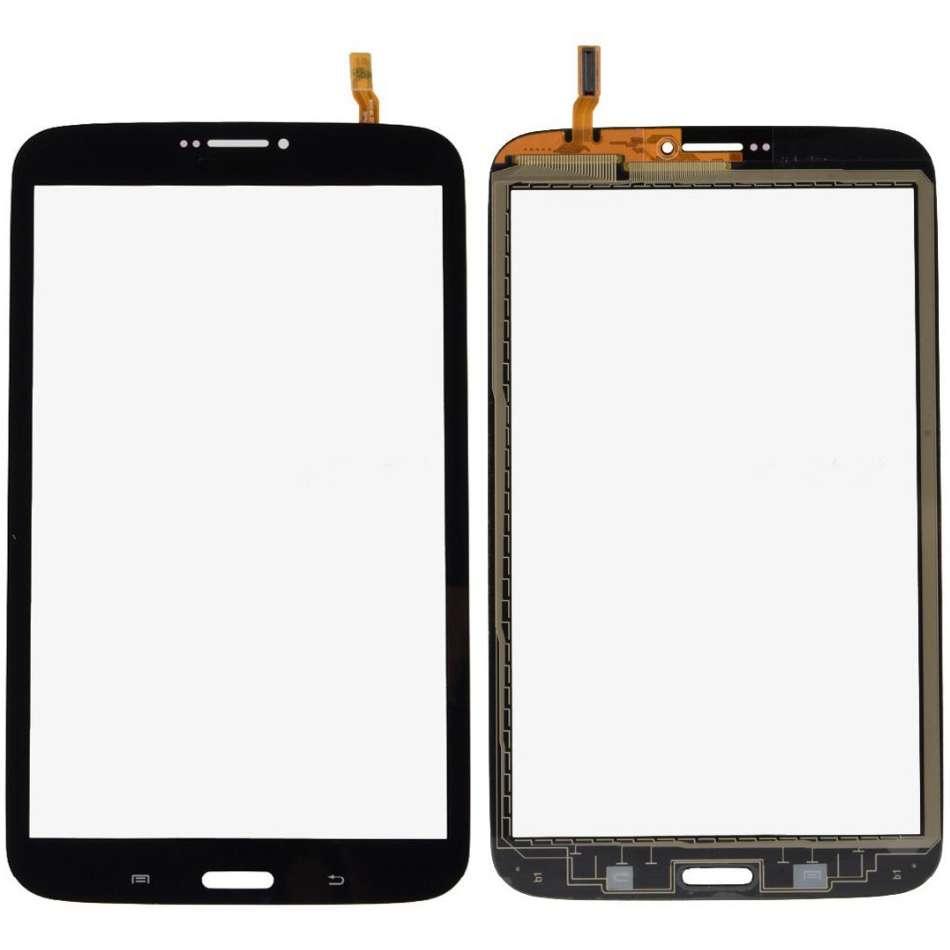 Touchscreen Digitizer Samsung Galaxy Tab 3 8.0 LTE T315 cu Gaura Difuzor Geam Sticla Tableta imagine powerlaptop.ro 2021