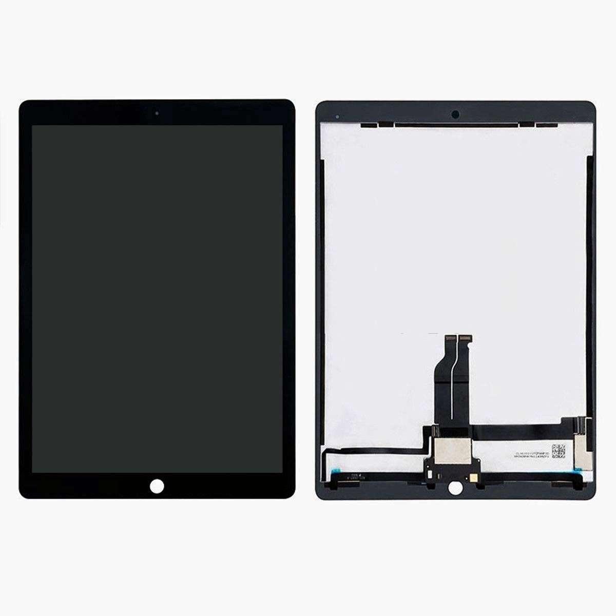 Ansamblu LCD Display Touchscreen Apple iPad Pro 12.9 2015 A1584 cu Electronica Negru imagine powerlaptop.ro 2021