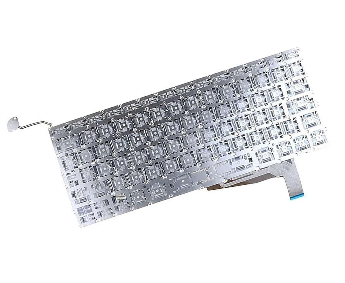 Tastatura Apple MacBook Pro 15 A1286 2010 layout UK fara rama enter mare imagine