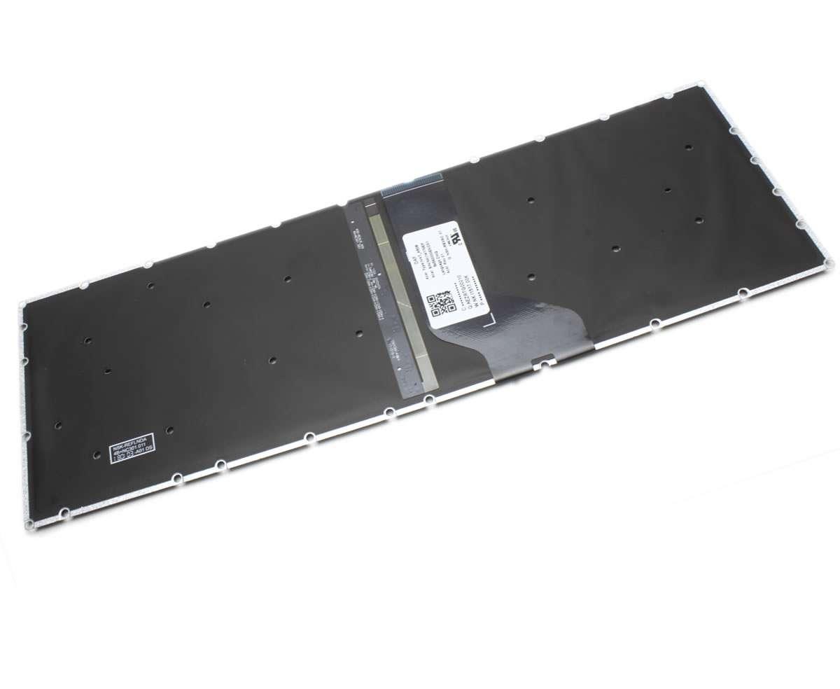 Tastatura Acer TravelMate P257 M iluminata backlit imagine