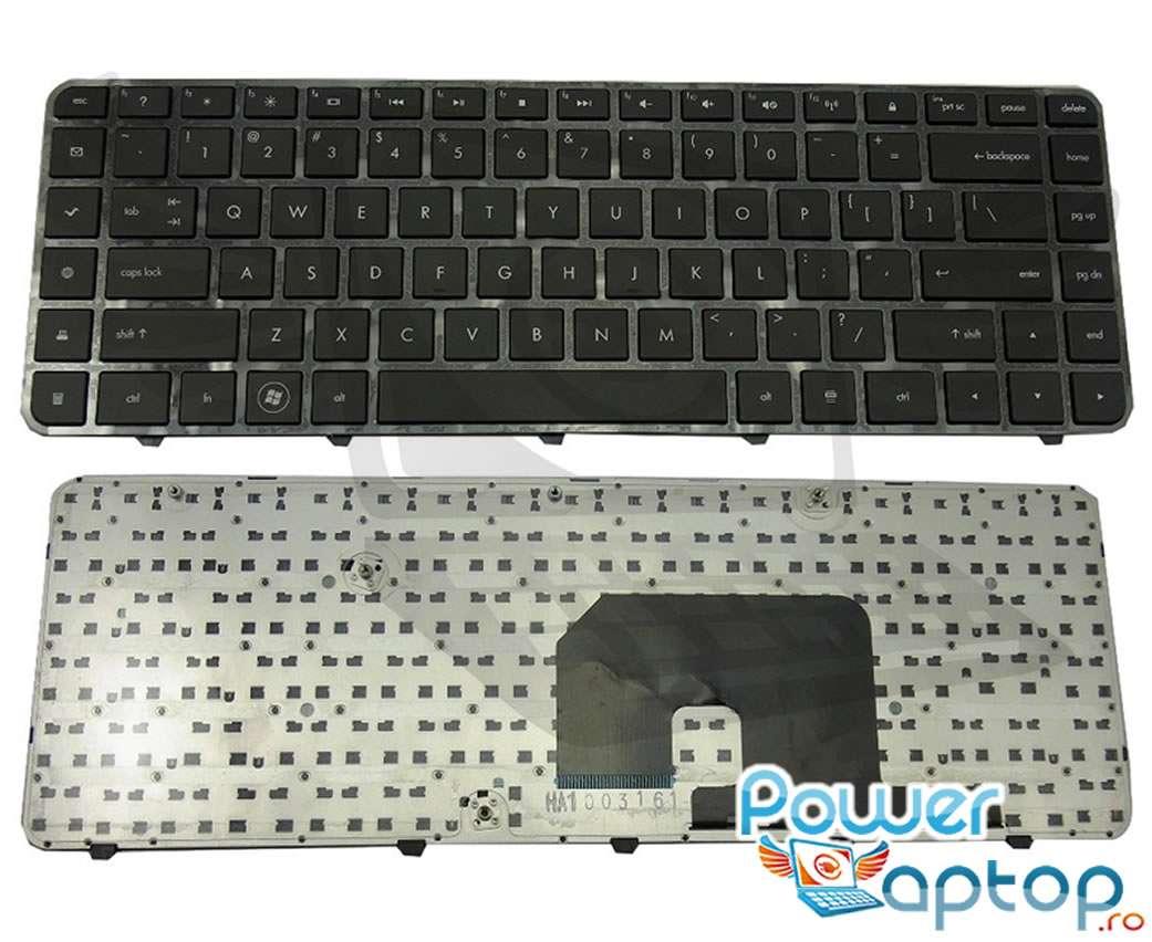 Tastatura HP Pavilion dv6 3100 imagine
