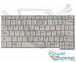 Tastatura Acer Aspire 2420 alba. Keyboard Acer Aspire 2420 alba. Tastaturi laptop Acer Aspire 2420 alba. Tastatura notebook Acer Aspire 2420 alba