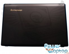 Carcasa Display Lenovo  G580. Cover Display Lenovo  G580. Capac Display Lenovo  G580 Neagra