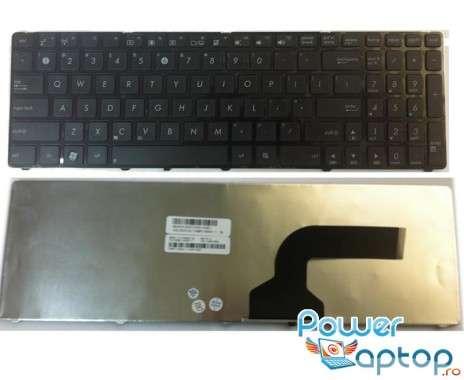 Tastatura Asus  N53s. Keyboard Asus  N53s. Tastaturi laptop Asus  N53s. Tastatura notebook Asus  N53s