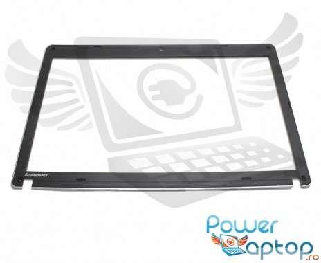 Bezel Front Cover Lenovo ThinkPad Edge E530. Rama Display Lenovo ThinkPad Edge E530 Neagra