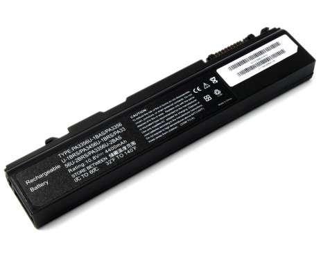Baterie Toshiba Portege  M300. Acumulator Toshiba Portege  M300. Baterie laptop Toshiba Portege  M300. Acumulator laptop Toshiba Portege  M300. Baterie notebook Toshiba Portege  M300