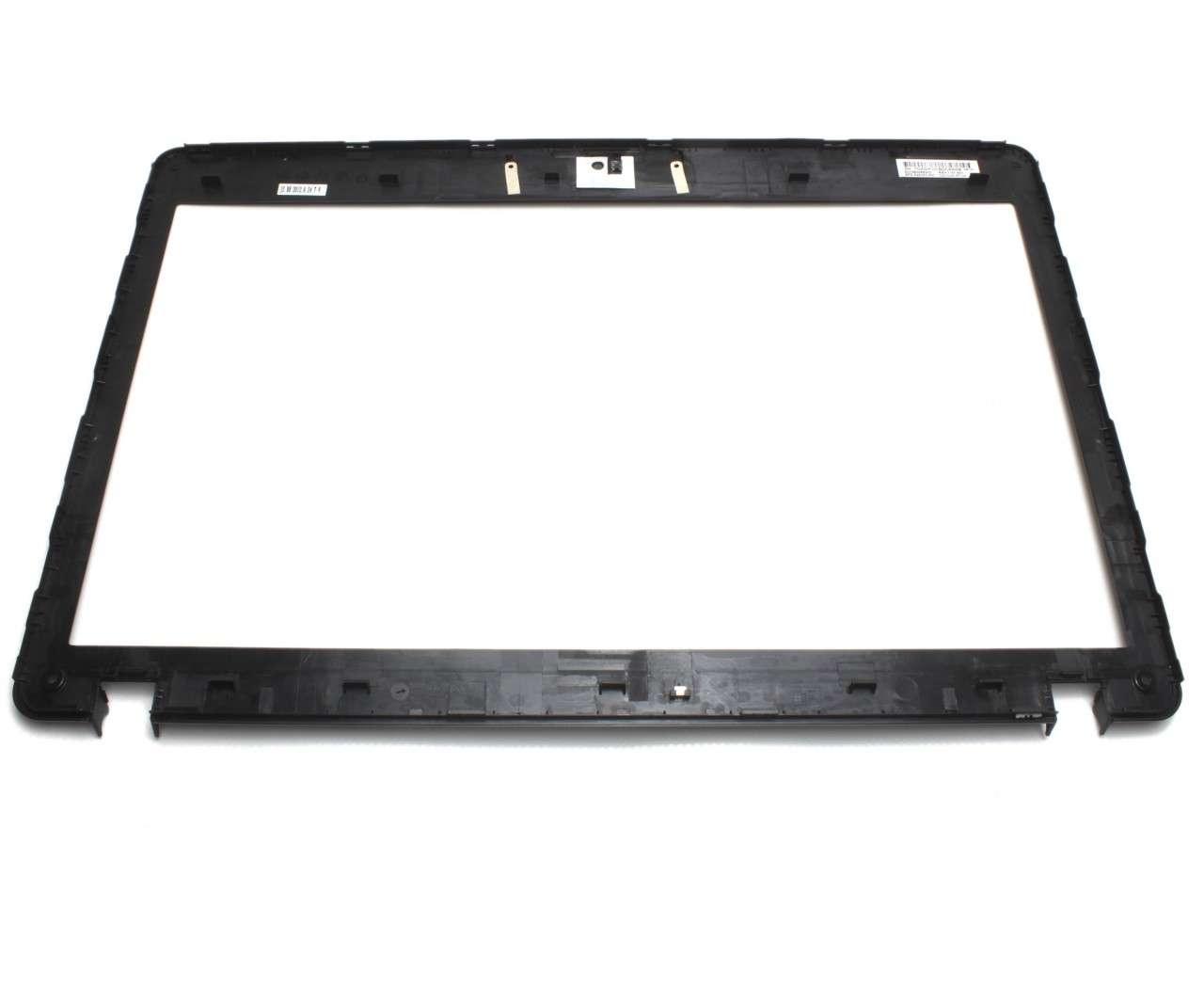 Rama Display HP 646266 001 Bezel Front Cover Neagra imagine powerlaptop.ro 2021