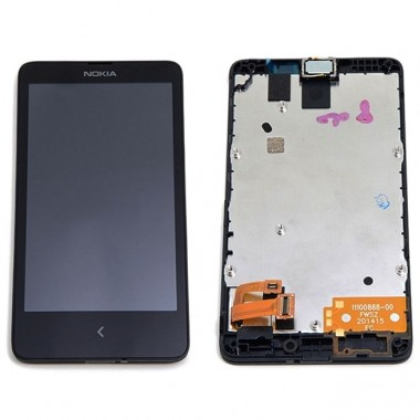 Ansamblu Display LCD + Touchscreen Nokia X RM-980. Ecran + Digitizer Nokia X RM-980