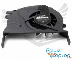 Cooler laptop Acer Aspire 3682. Ventilator procesor Acer Aspire 3682. Sistem racire laptop Acer Aspire 3682