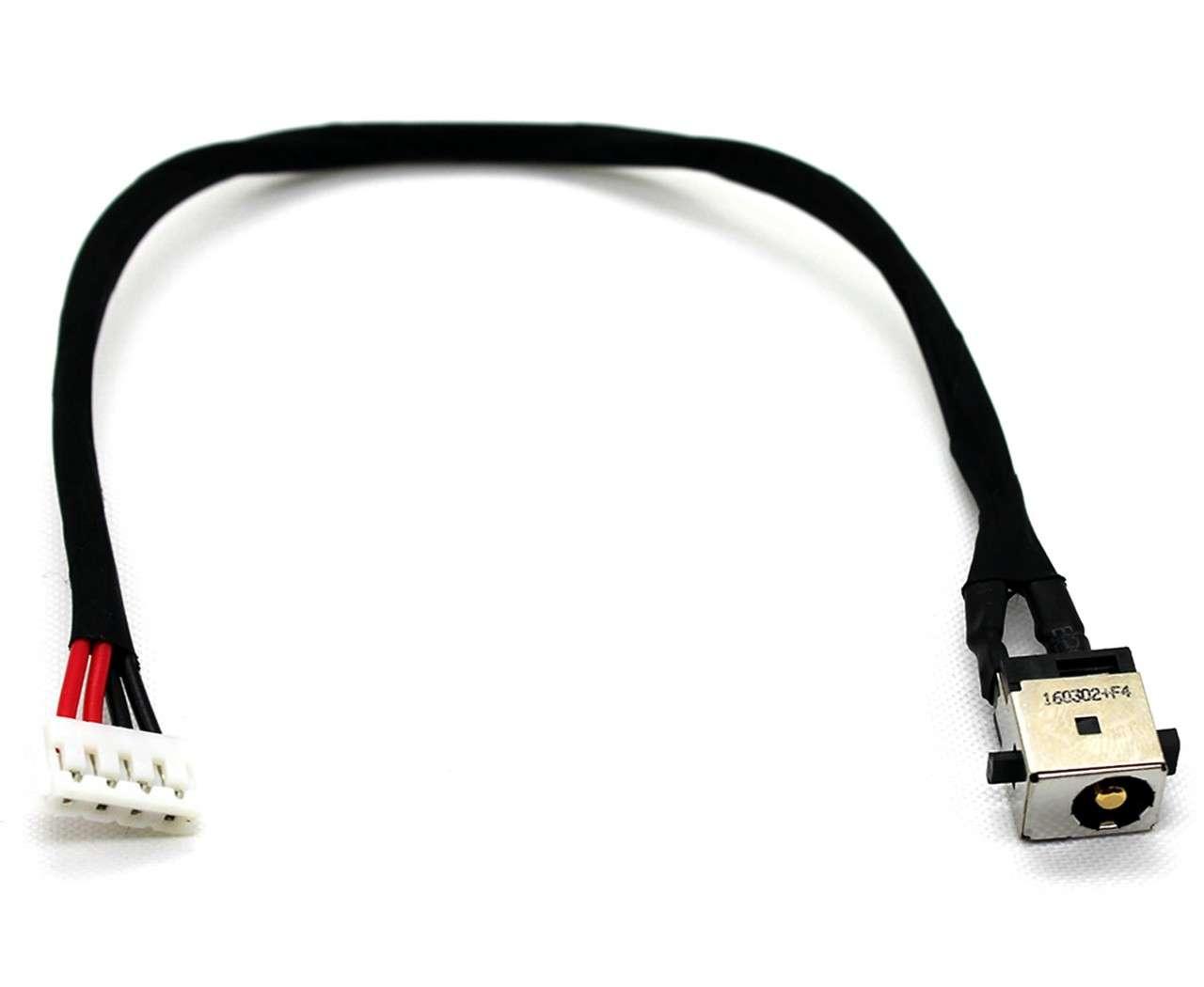 Mufa alimentare laptop Asus X552DP cu fir imagine