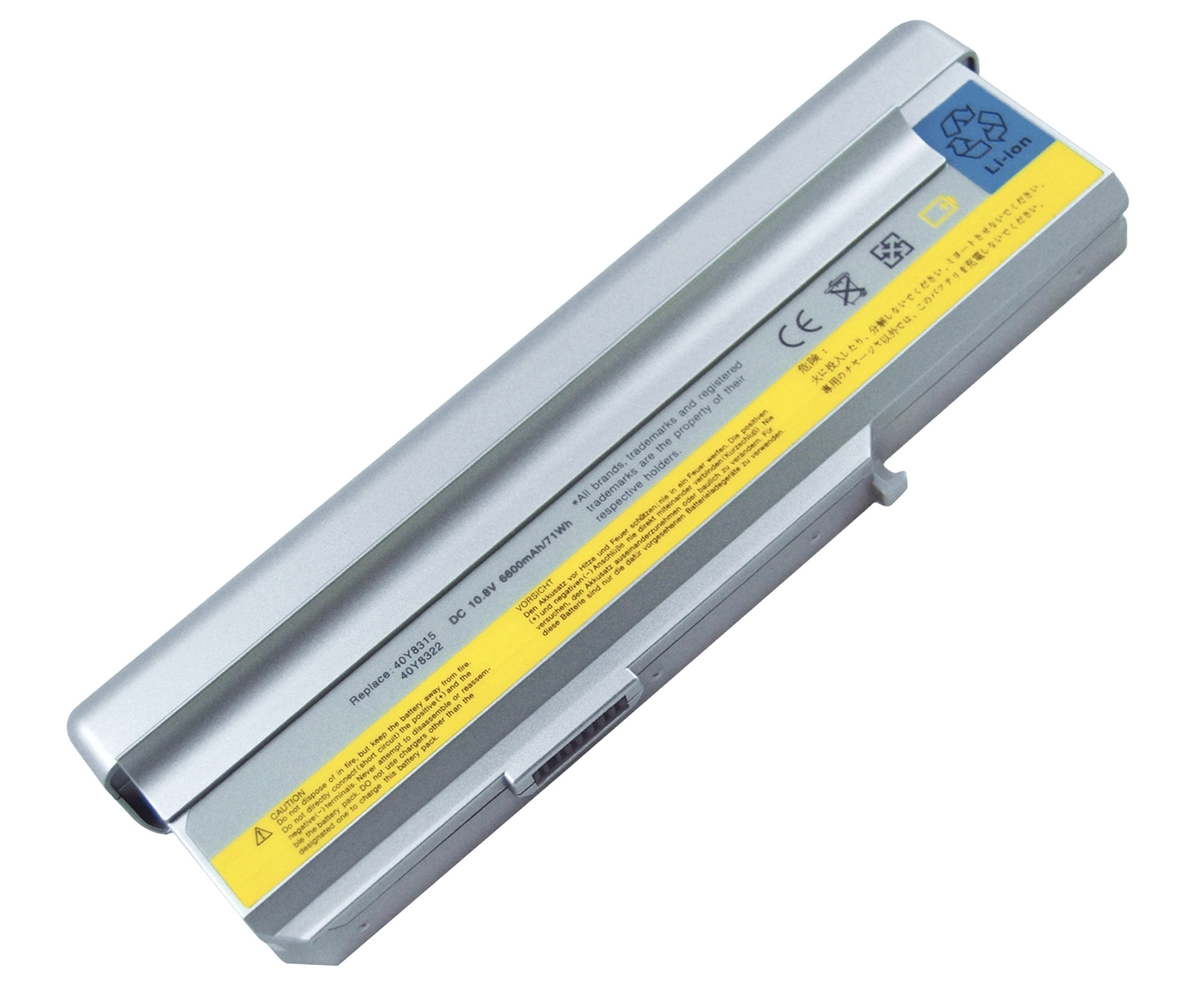 Baterie Lenovo 3000 N100 15.4 inch 9 celule imagine