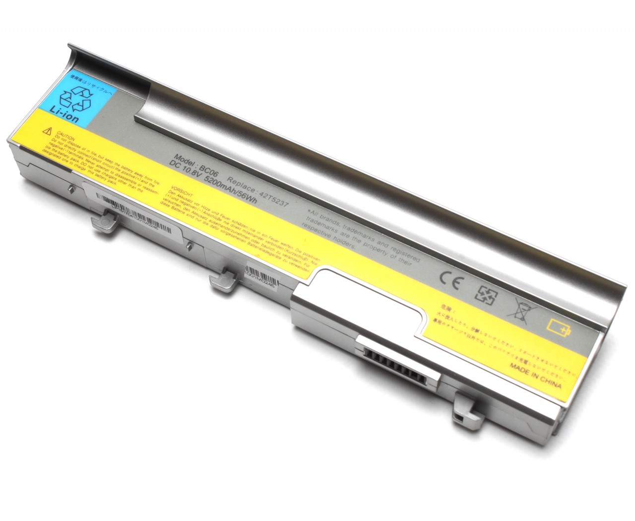 Baterie Lenovo 92P1184 14.1 inch imagine