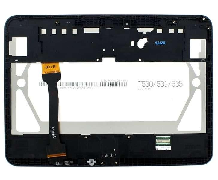 Ansamblu LCD Display Touchscreen Samsung Galaxy Tab 4 10.1 T530 ORIGINAL imagine powerlaptop.ro 2021