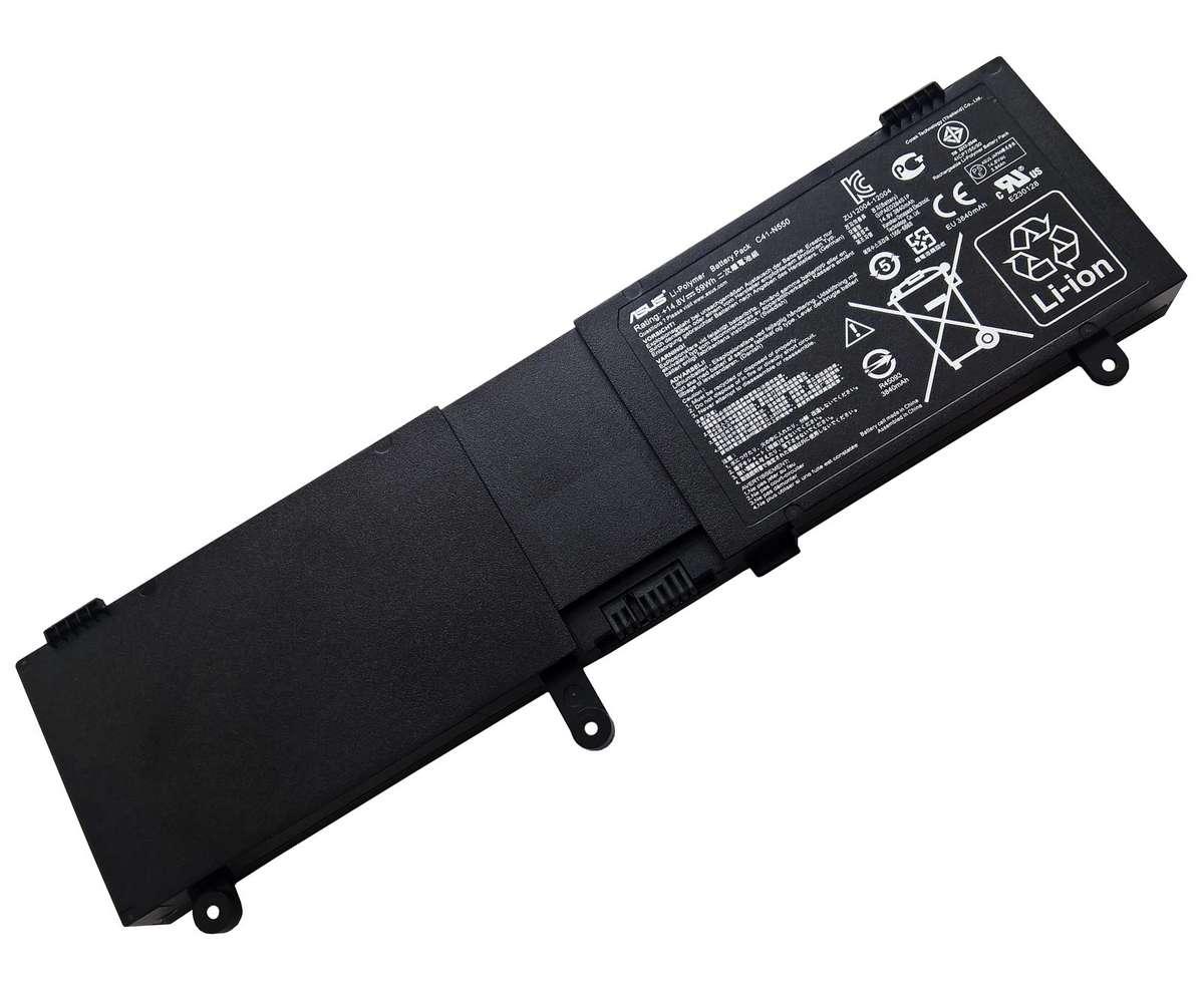 Baterie Asus N550JV Originala imagine