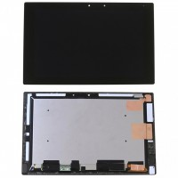 Ansamblu Display LCD  + Touchscreen  Sony Xperia Z2 Tablet SGP511 WiFi. Modul Ecran + Digitizer  Sony Xperia Z2 Tablet SGP511 WiFi