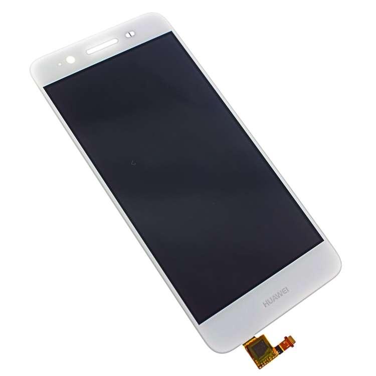 Display Huawei P8 Lite Smart TAG L01 White Alb imagine powerlaptop.ro 2021