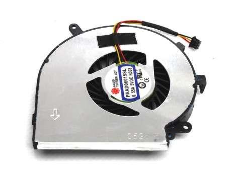Cooler procesor CPU laptop MSI  GE72. Ventilator procesor MSI  GE72.