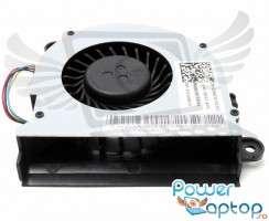Cooler laptop Dell  FA6K. Ventilator procesor Dell  FA6K. Sistem racire laptop Dell  FA6K