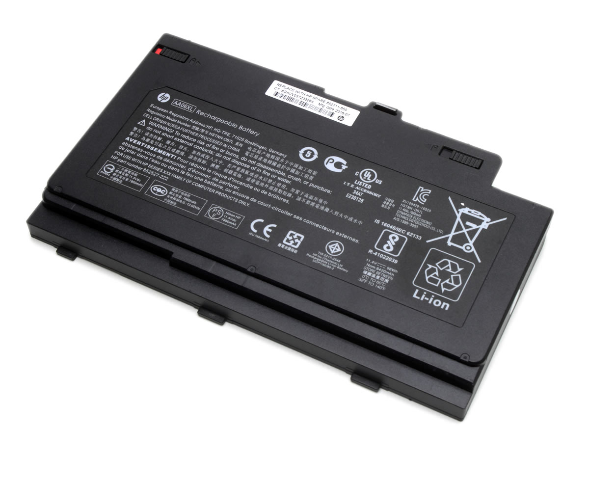 Baterie HP HSTNN C86C Originala 96Wh imagine powerlaptop.ro 2021