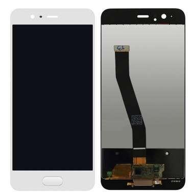 Ansamblu Display LCD + Touchscreen Huawei P10 White Alb . Ecran + Digitizer Huawei P10 White Alb
