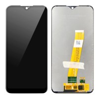 Display Samsung Galaxy A01 A015 Display TFT LCD Black Negru. Ecran Samsung Galaxy A01 A015 Display TFT LCD Black Negru