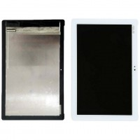 Ansamblu Display LCD  + Touchscreen Asus Zenpad 10 Z300CNG DA01 Alb. Modul Ecran + Digitizer Asus Zenpad 10 Z300CNG DA01 Alb