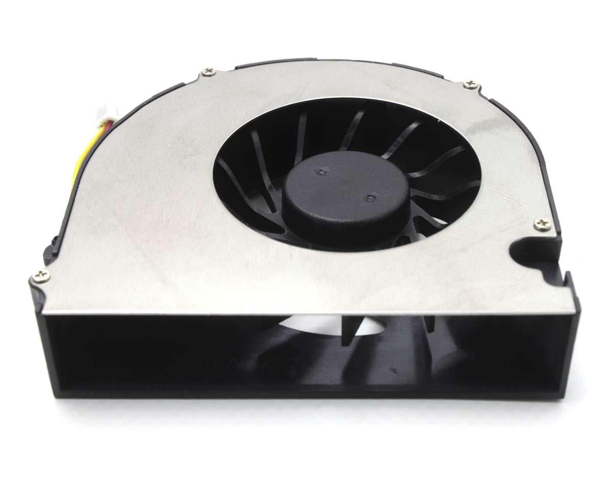Cooler laptop Toshiba Satellite A500D compatibil doar pentru varianta echipata cu procesor Intel Core 2 si placa video dedicata imagine powerlaptop.ro 2021