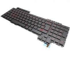 Tastatura Asus Rog G752VT iluminata. Keyboard Asus Rog G752VT. Tastaturi laptop Asus Rog G752VT. Tastatura notebook Asus Rog G752VT