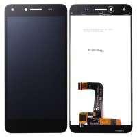 Ansamblu Display LCD + Touchscreen Huawei Y5-II CUN-L21 Black Negru . Ecran + Digitizer Huawei Y5-II CUN-L21 Black Negru