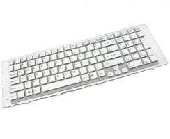 Tastatura Sony AENE8H00020 alba. Keyboard Sony AENE8H00020. Tastaturi laptop Sony AENE8H00020. Tastatura notebook Sony AENE8H00020