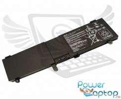 Baterie Asus  N550JA Originala. Acumulator Asus  N550JA. Baterie laptop Asus  N550JA. Acumulator laptop Asus  N550JA. Baterie notebook Asus  N550JA