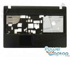Palmrest Acer Aspire 5551. Carcasa Superioara Acer Aspire 5551 Negru cu touchpad inclus