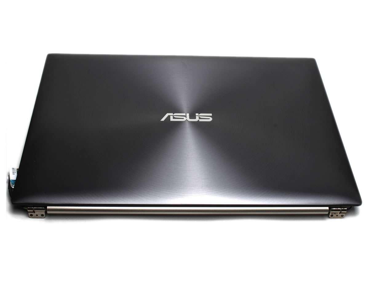 Ansamblu superior display LCD Touchscreen si carcasa Asus UX31A Gri imagine powerlaptop.ro 2021