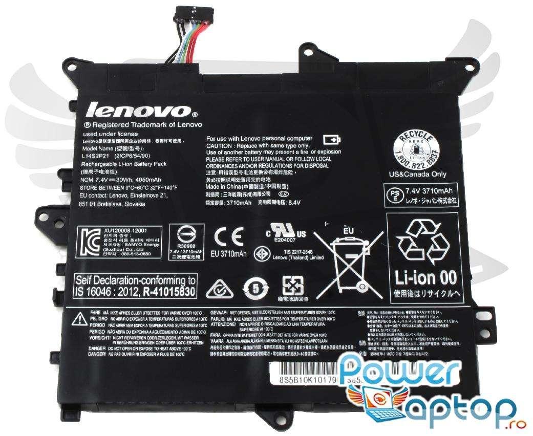 Baterie Lenovo L14M2P22 Originala imagine powerlaptop.ro 2021