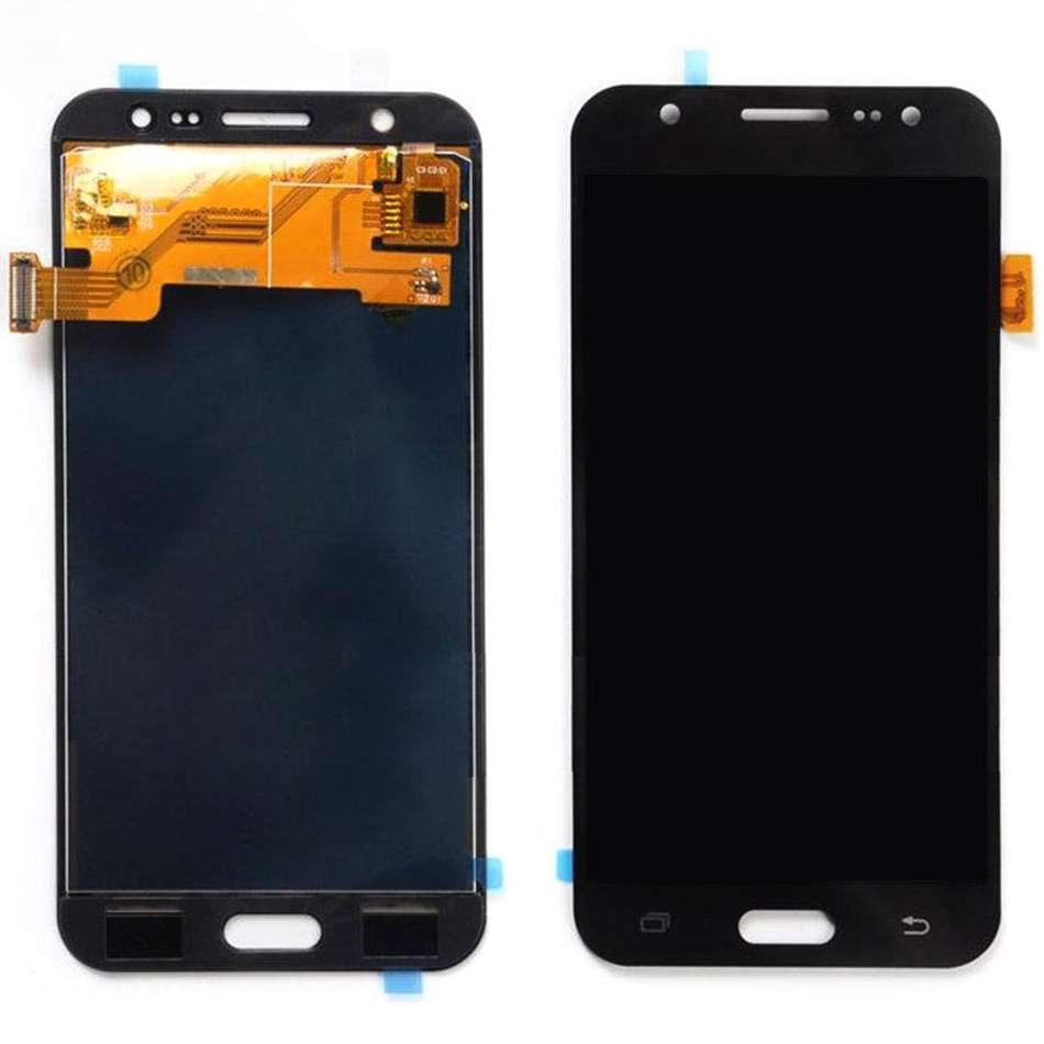 Display Samsung Galaxy J5 2015 J500 TFT LCD Black Negru imagine powerlaptop.ro 2021