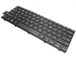 Tastatura Dell V147125AK1 iluminata backlit. Keyboard Dell V147125AK1 iluminata backlit. Tastaturi laptop Dell V147125AK1 iluminata backlit. Tastatura notebook Dell V147125AK1 iluminata backlit