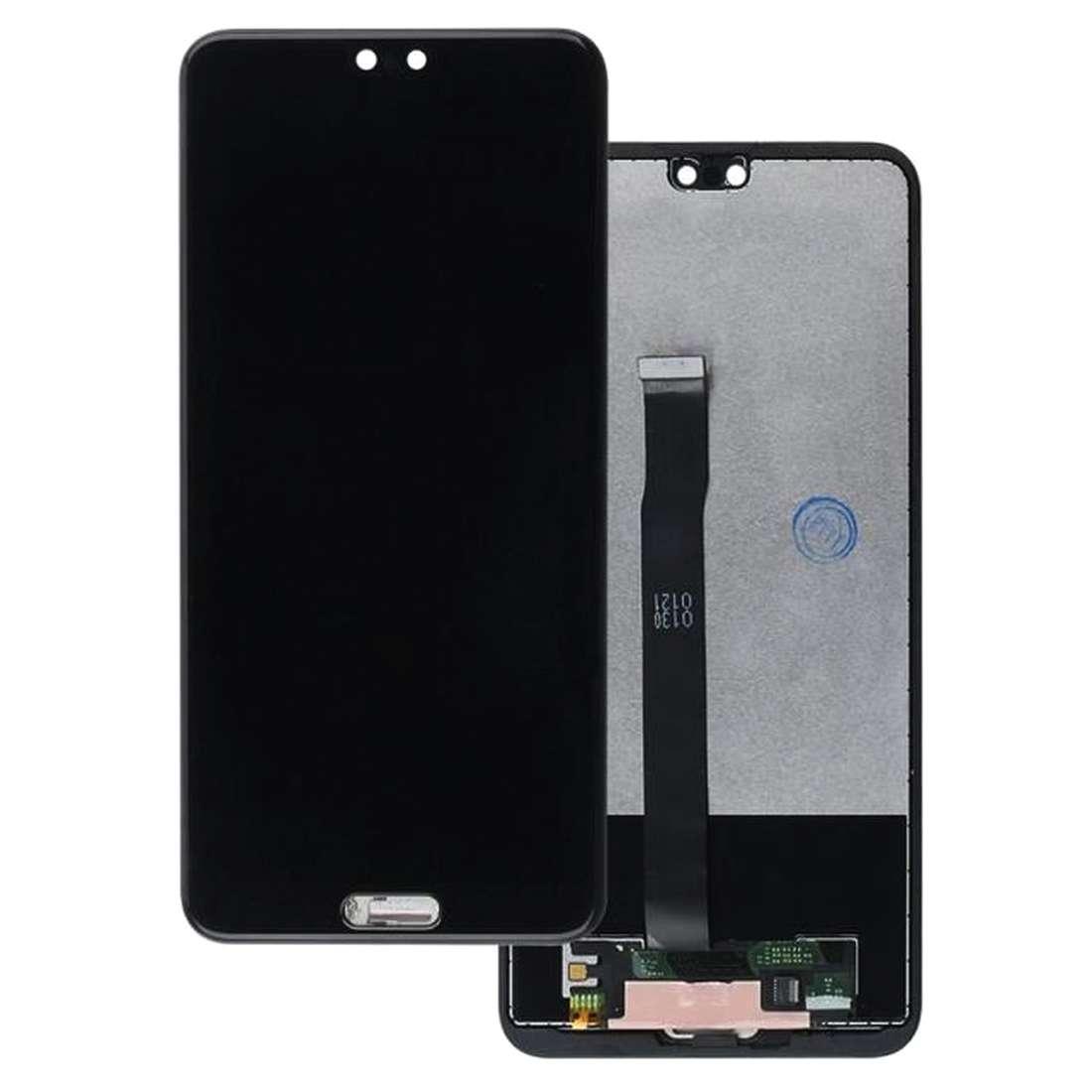 Display Huawei P20 EML L09C Black Negru imagine powerlaptop.ro 2021