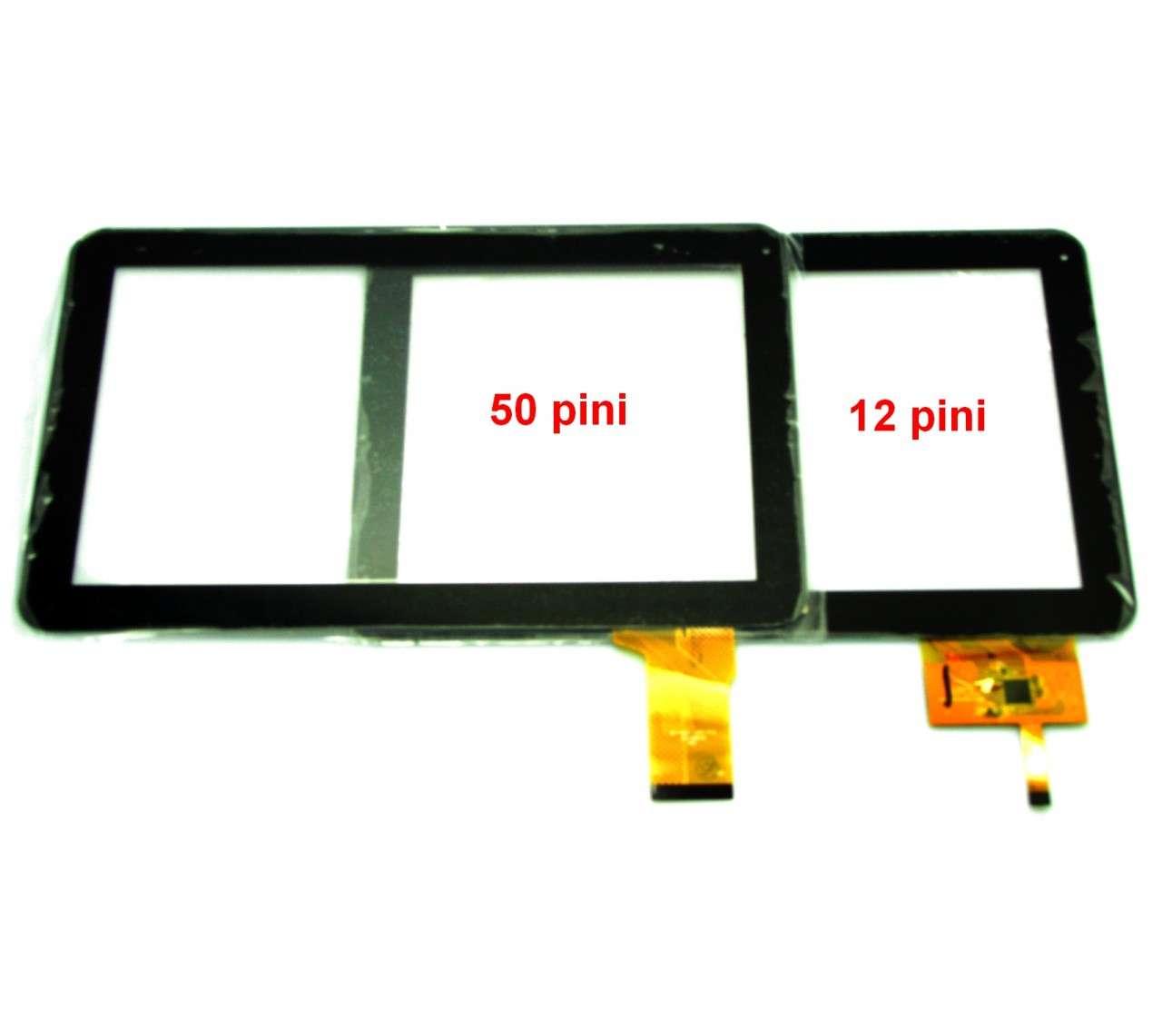 Touchscreen Digitizer Polaroid MIDC410PR003 50 pini Geam Sticla Tableta imagine powerlaptop.ro 2021