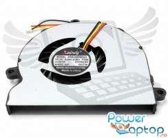 Cooler laptop Compaq  14 s Mufa 3 pini. Ventilator procesor Compaq  14 s. Sistem racire laptop Compaq  14 s