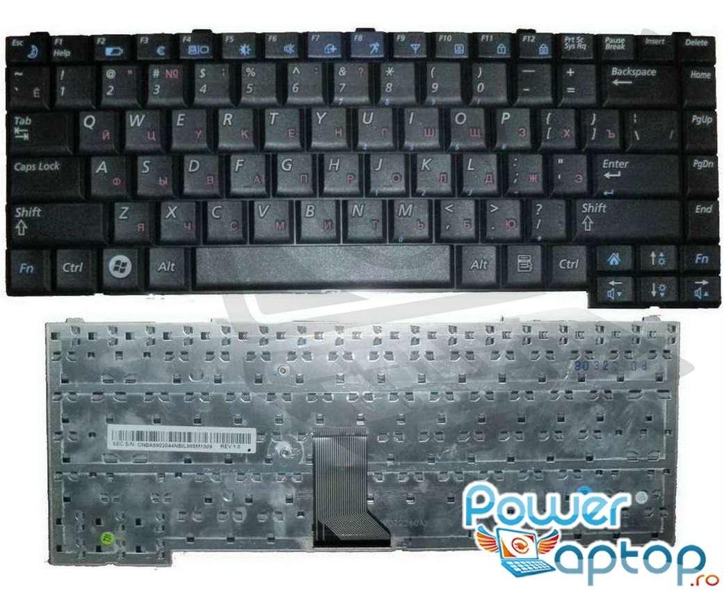 Tastatura Samsung P560 neagra
