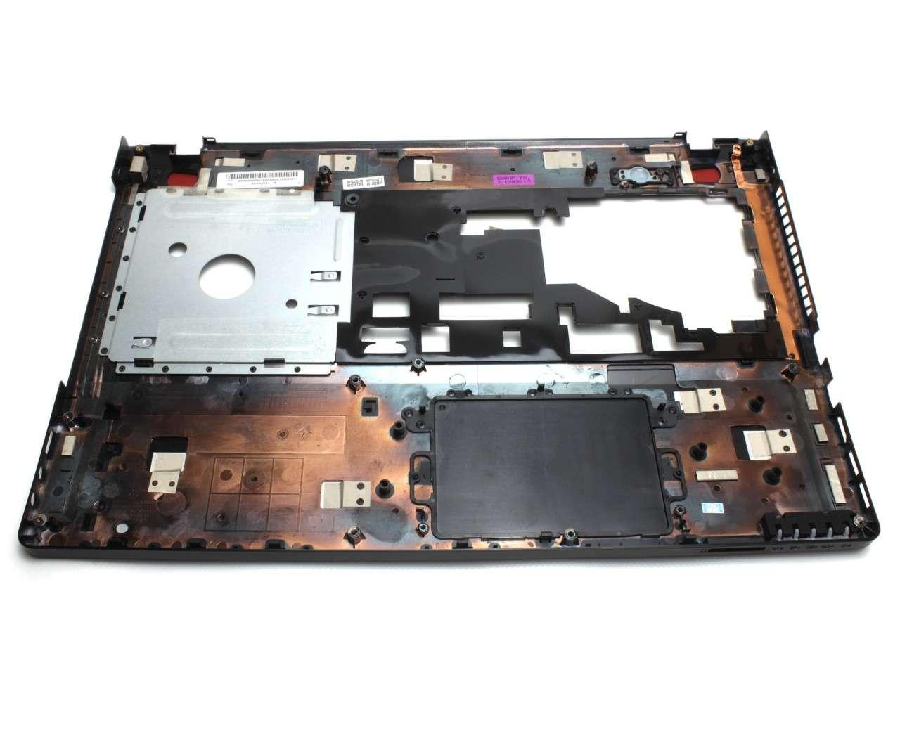 Palmrest Lenovo 90202613 Negru fara touchpad imagine powerlaptop.ro 2021